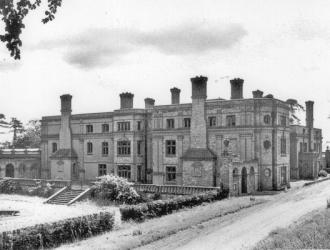 Ufford Place c 1910