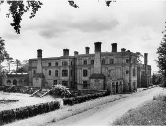 Ufford Place bw scan